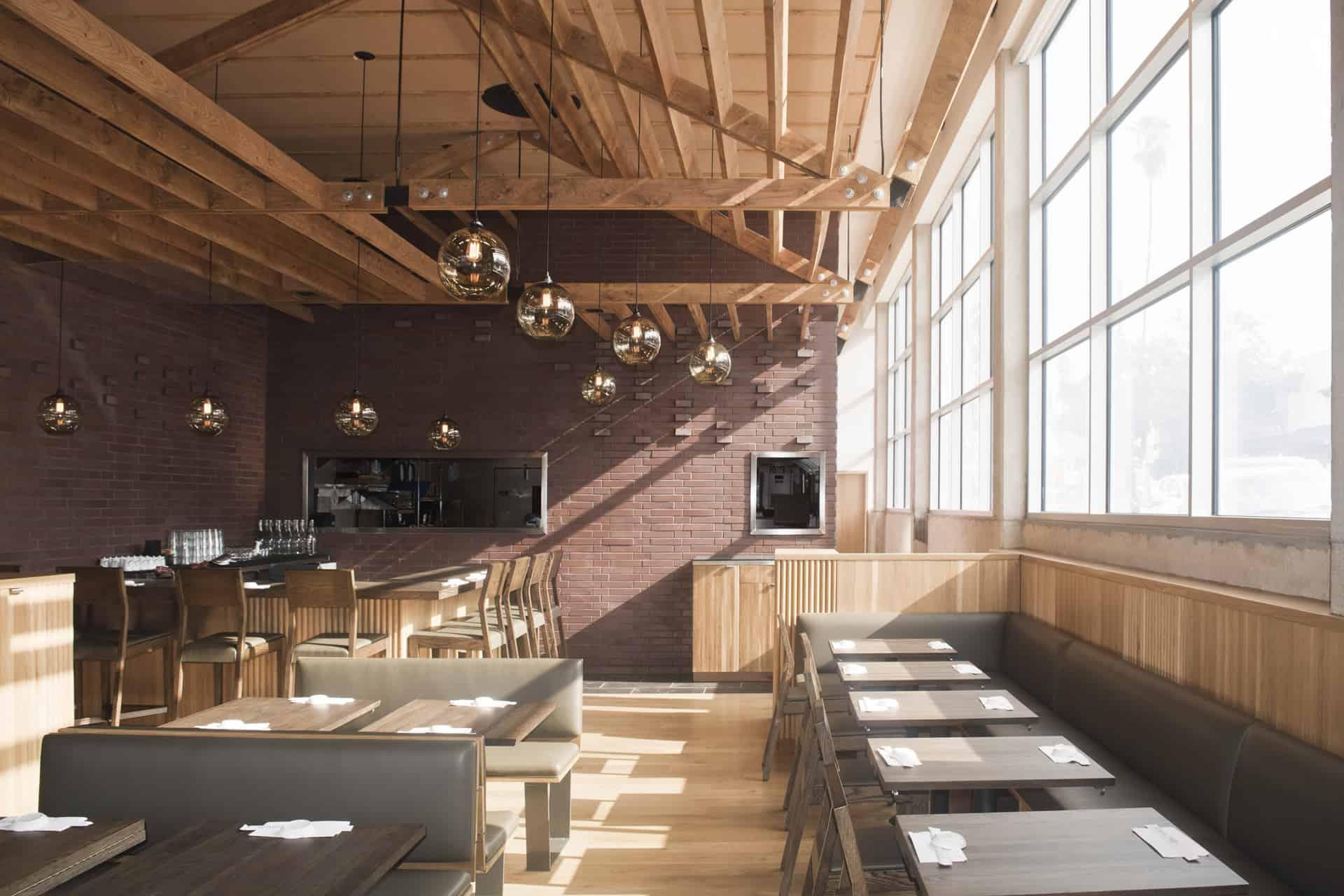 Lampadari per travi in legno. cheap soffitto e di legno per travi a